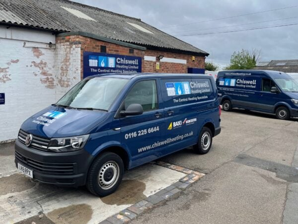 Vehicle Signage local business